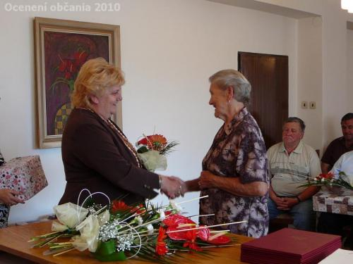 Ocenení občania 2010