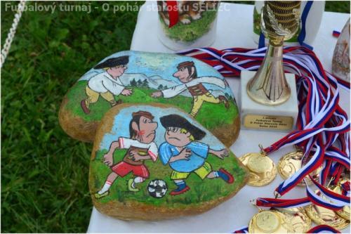 Futbalový turnaj - O pohár starostu SELIEC