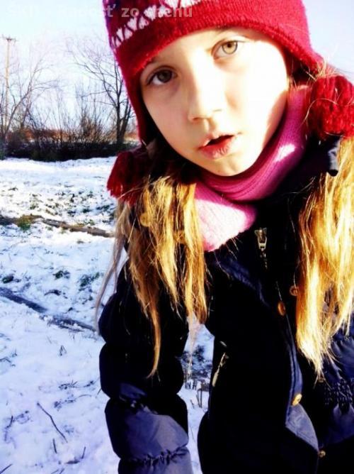 ŠKD - Radosť zo snehu