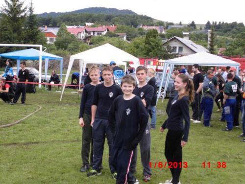 DHZ - Okresná súťaž Selce