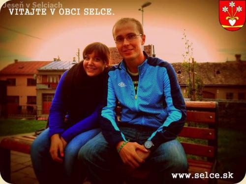 Jeseň v Selciach