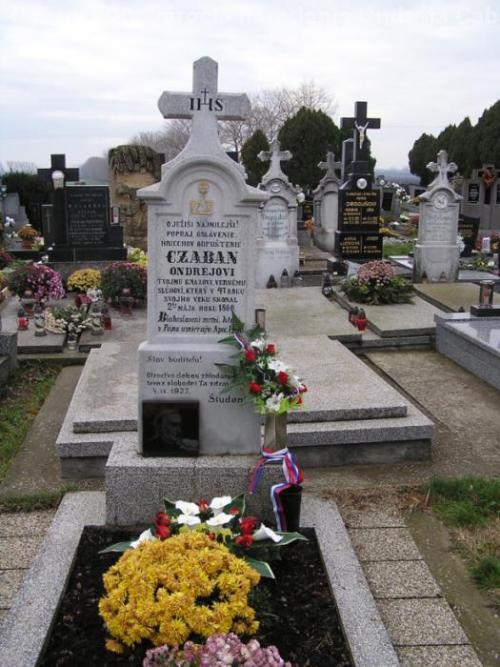 Oslavy 200. výročia narodenia Ondreja Cabana