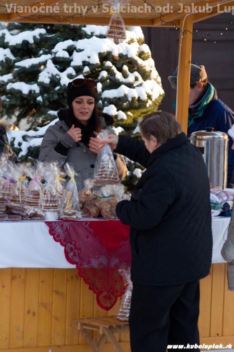 Vianočné trhy v Selciach od: Jakub Lupták