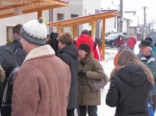 Vianočné trhy v Selciach od: Michal Rusko